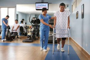 Cardiac Rehabilitation Unit