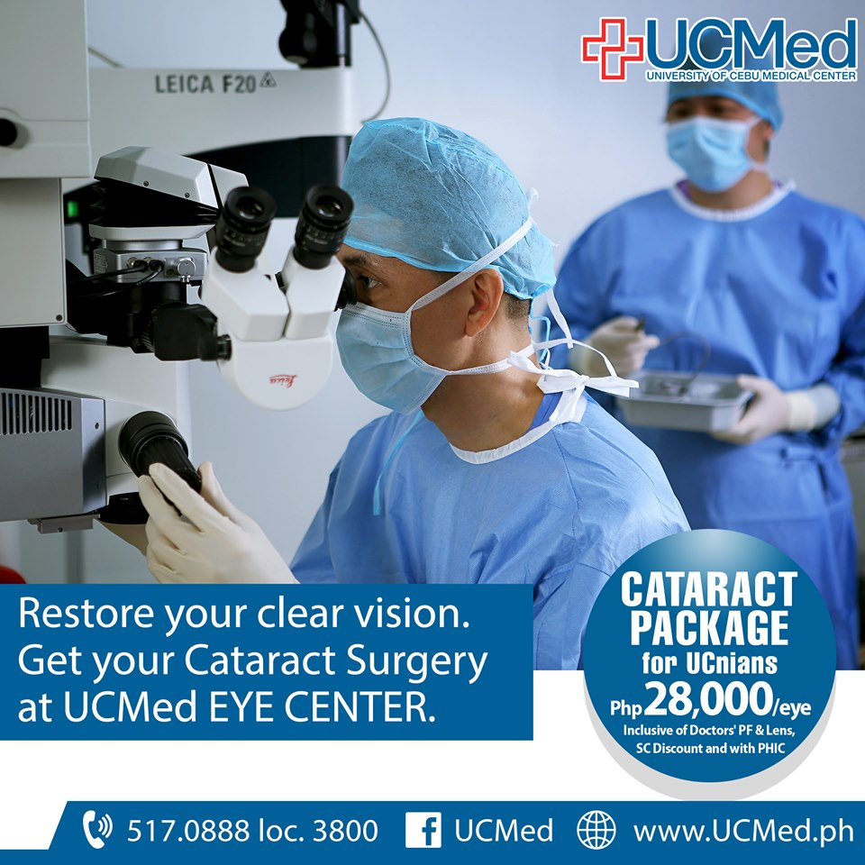 Cataract Package