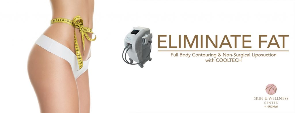 Eliminate FAT with Cooltech Fat Freezing Treatments